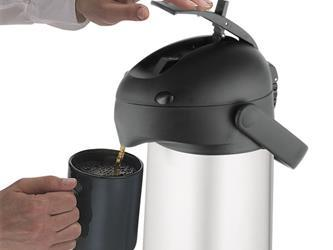 Hot Coffee Pump Pour Urn