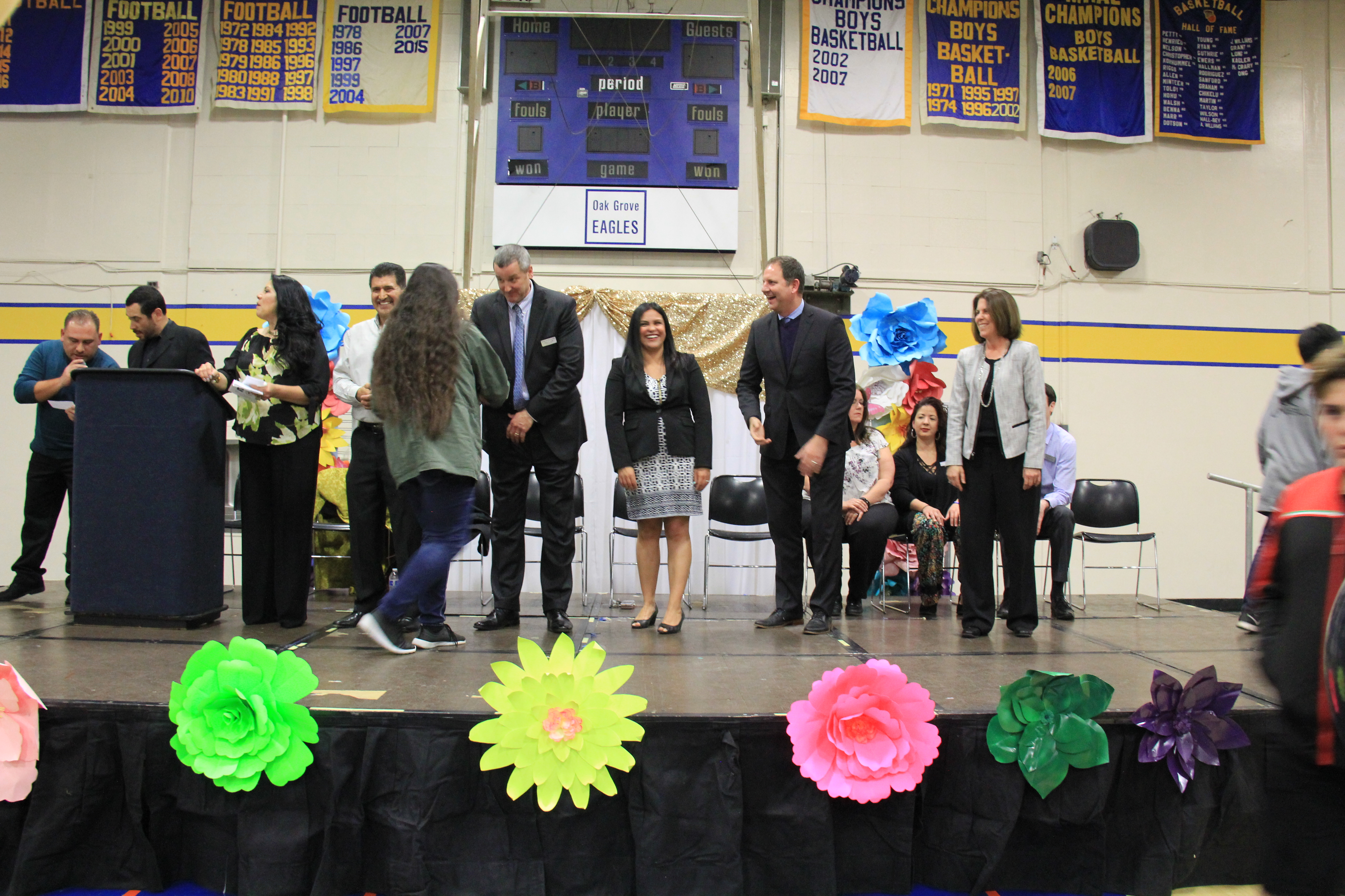East Side Union High School District Latino Student Achievement